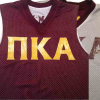 1431-customized-basketball-jersey-maroon-white-with-gold-lettering-greek-etsy